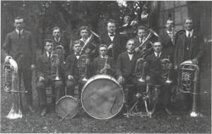Blaskapelle 1921