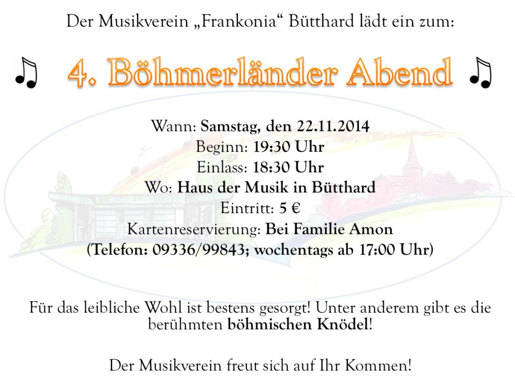 Plakat_2014_Böhmerländer_Abend